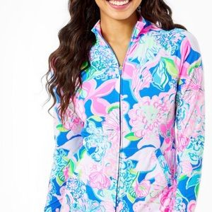 Lily Pulitzer Hadlee Jacket UPF 50+ NEW WITH TAGS